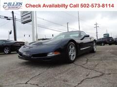 2001 Chevrolet Corvette Base Convertible for sale in Frankfort, KY