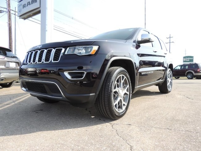 New 2019 Jeep Grand Cherokee LIMITED 4X4 Sport Utility Frankfort