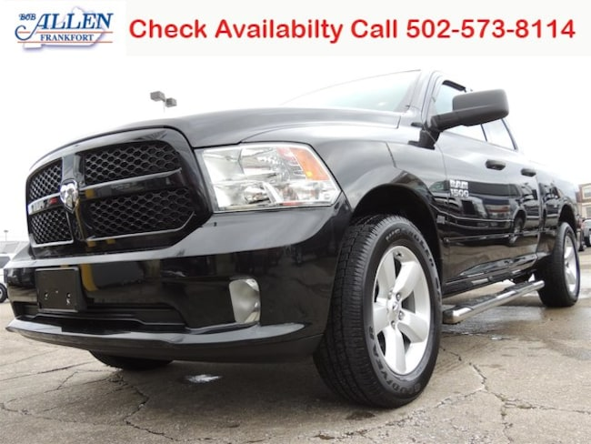 Used 2015 Ram 1500 Express Truck Quad Cab Frankfort