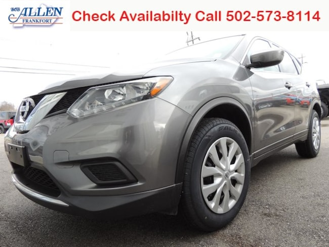 Used 2016 Nissan Rogue S SUV FP4558 For Sale Danville, Kentucky