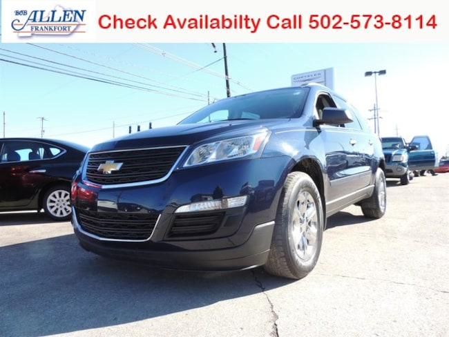 Used 2015 Chevrolet Traverse LS SUV Frankfort