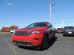 2017 Jeep Grand Cherokee Trailhawk 4x4 SUV for sale in Frankfort, KY