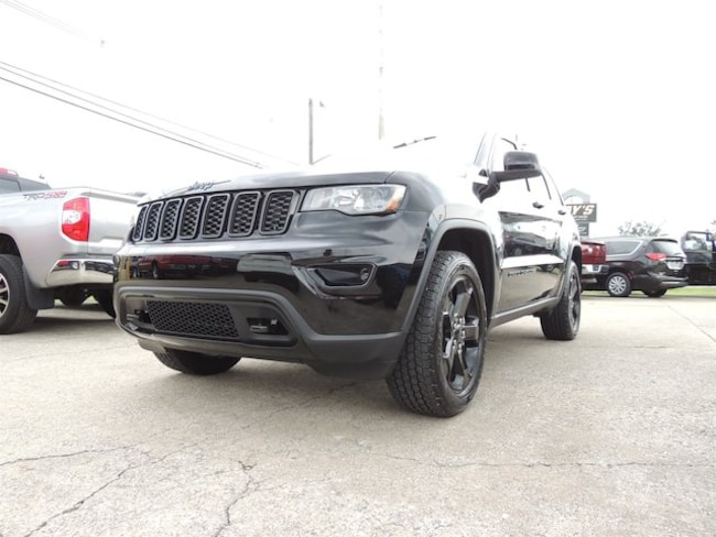 New 2018 Jeep Grand Cherokee UPLAND 4X4 Sport Utility Frankfort