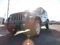 2019 Jeep Wrangler UNLIMITED SPORT S 4X4 Sport Utility for sale in Frankfort, KY