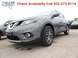 Used Vehicles for sale 2016 Nissan Rogue SL SUV 5N1AT2MV1GC785758 in Danville, KY
