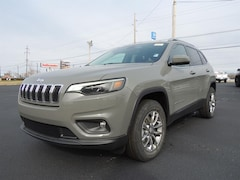 2020 Jeep Cherokee LATITUDE PLUS 4X4 Sport Utility for sale in Frankfort, KY