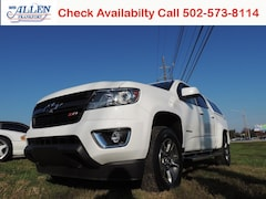 2016 Chevrolet Colorado Z71 Truck Crew Cab for sale in Frankfort, KY