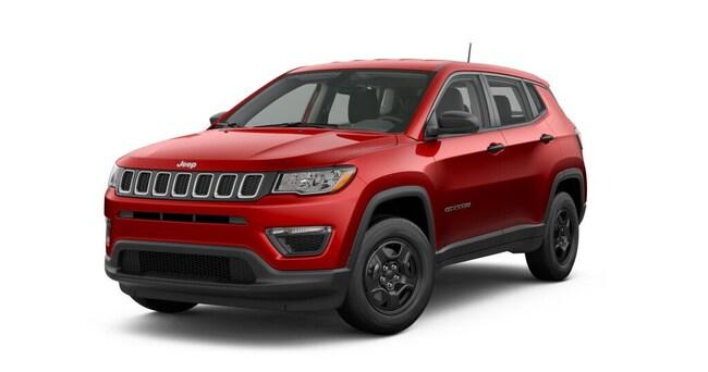 New 2019 Jeep Compass SPORT FWD Sport Utility Frankfort