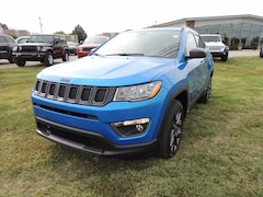 2021 Jeep Compass 80TH ANNIVERSARY 4X4 Sport Utility for sale in Frankfort, KY
