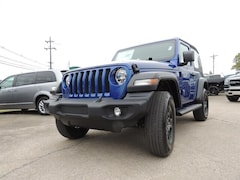 2020 Jeep Wrangler SPORT 4X4 Sport Utility for sale in Frankfort, KY