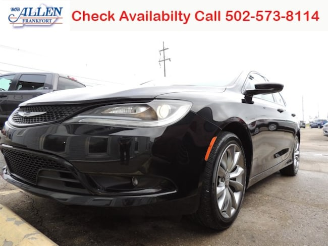 Used 2018 Chrysler 300 Limited Sedan Frankfort