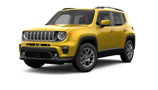 New 2019 Jeep Renegade LATITUDE 4X2 Sport Utility Frankfort