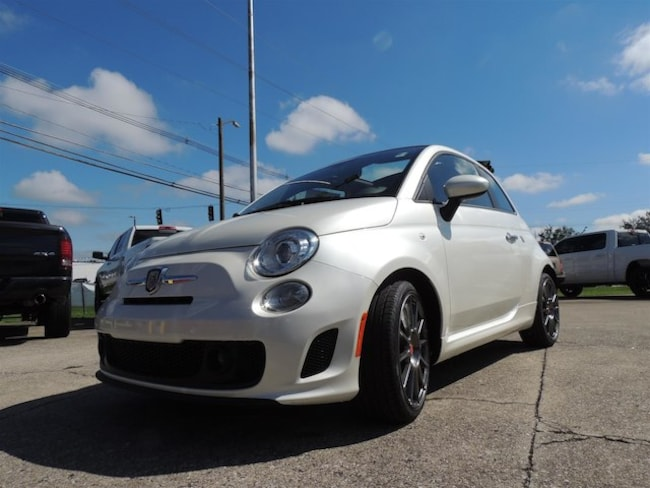 New 2018 FIAT 500 c ABARTH Convertible Frankfort