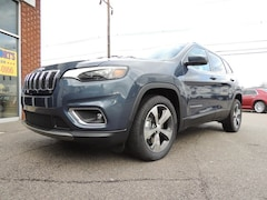 2019 Jeep Cherokee LIMITED FWD Sport Utility for sale in Frankfort, KY