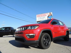 2019 Jeep Compass SPORT FWD Sport Utility for sale in Frankfort, KY