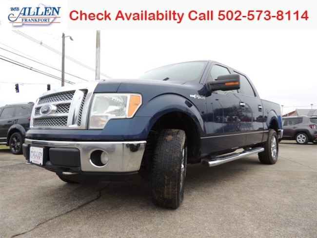 Used 2010 Ford F-150 Truck SuperCrew Cab Frankfort