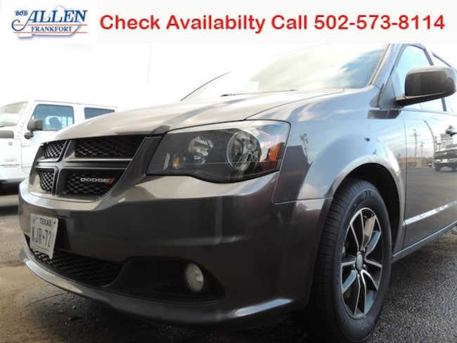 Used 2018 Dodge Grand Caravan GT Van Passenger Van Frankfort