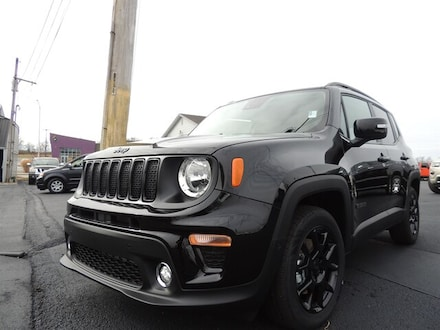 2020 Jeep Renegade ALTITUDE FWD Sport Utility
