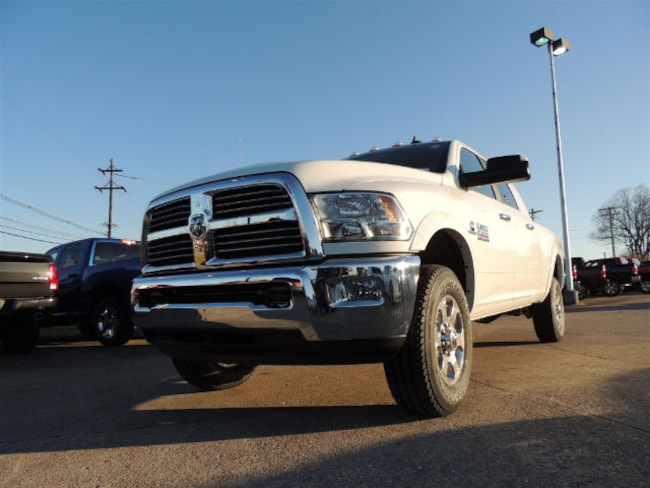 New 2018 Ram 2500 BIG HORN MEGA CAB 4X4 6'4 BOX Mega Cab Frankfort