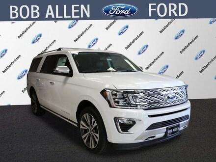 2021 Ford Expedition Max Platinum SUV