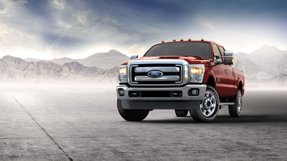 2016 Ford Super Duty F