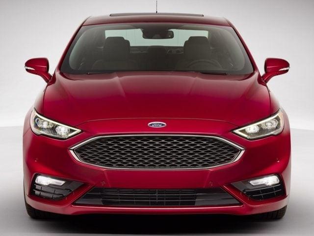 Compare The Ford Fusion Vs Toyota Camry Bob Allen Ford