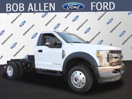 2019 Ford F-450SD XLT Truck