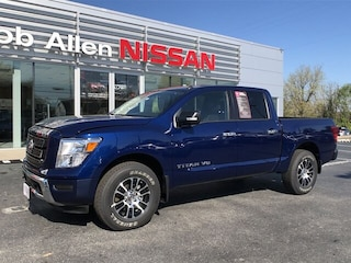 New Nissan for sale 2020 Nissan Titan SV Truck Crew Cab N20218 in Danville, KY