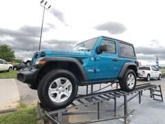 2020 Jeep Wrangler Sport SUV