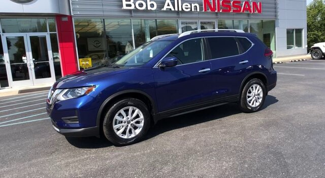 Nissan Rogue Suv >> New 2020 Nissan Rogue S Suv For Sale Danville Ky Bob Allen Nissan Vin 5n1at2mt1lc719493