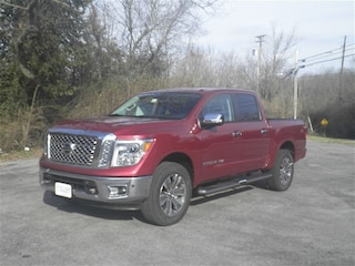 New Nissan for sale 2019 Nissan Titan SL Truck Crew Cab N19111 in Danville, KY