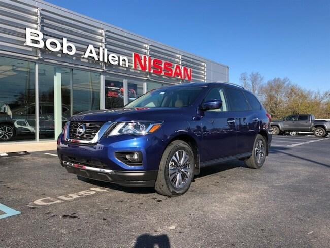 New 2019 Nissan Pathfinder SV SUV For Sale Danville, Kentucky