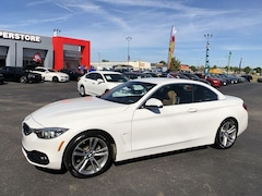 Used 2018 BMW 430i i Convertible WBA4Z1C54JEC59616 in Danville, KY