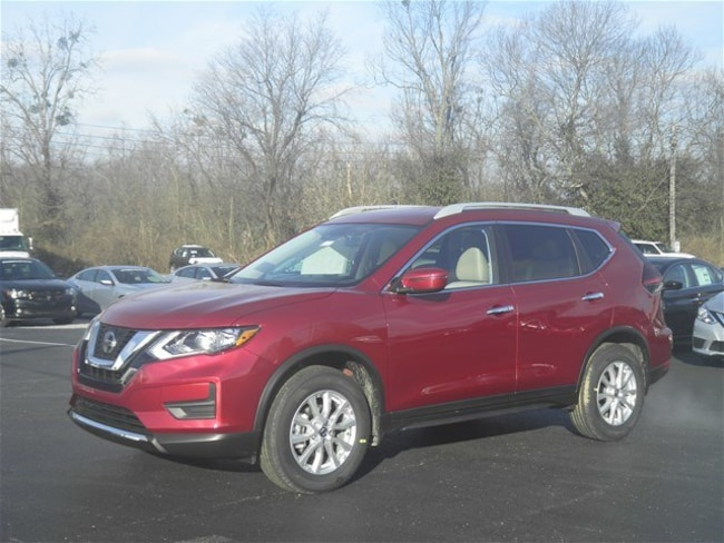 New 2019 Nissan Rogue SV SUV For Sale Danville, Kentucky