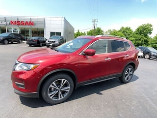 New Nissan for sale 2019 Nissan Rogue SV SUV N19114 in Danville, KY