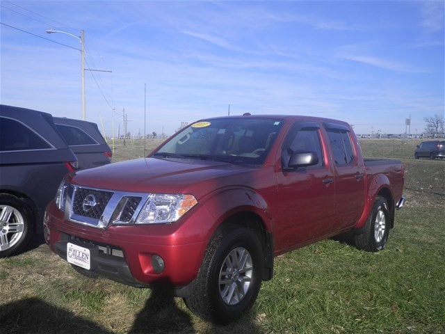 Used 2017 Nissan Frontier For Sale Danville KY