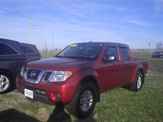 Used Vehicles for sale 2017 Nissan Frontier SV Truck 1N6AD0EV1HN703342 in Danville, KY