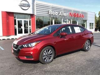 New Nissan for sale 2020 Nissan Versa 1.6 SV Sedan N20020 in Danville, KY
