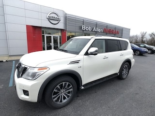 New Nissan for sale 2020 Nissan Armada SL SUV N20165 in Danville, KY