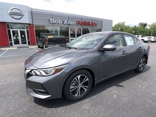 New Nissan for sale 2020 Nissan Sentra SV Sedan N20298 in Danville, KY