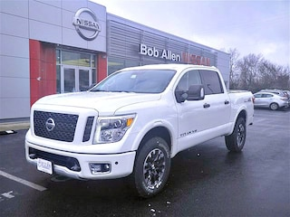 New Nissan for sale 2019 Nissan Titan PRO-4X Truck Crew Cab N19094 in Danville, KY