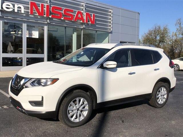 Nissan Rogue Suv >> New 2020 Nissan Rogue Sv Suv For Sale Danville Ky Bob Allen Nissan Vin Jn8at2mv5lw113512