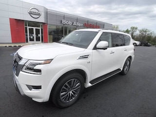 New Nissan for sale 2021 Nissan Armada SL SUV N21202 in Danville, KY