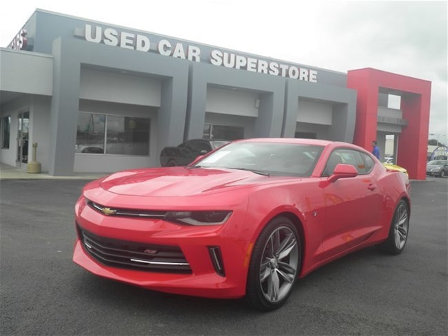Used 2018 Chevrolet Camaro 1LT Coupe Danville, KY