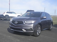 Used 2017 Acura MDX 3.5L w/Technology Package SUV 5FRYD4H53HB002688 in Danville, KY