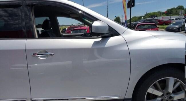 Used 2013 Nissan Pathfinder For Sale at Bob Allen Motormall | VIN:  5N1AR2MM4DC636889