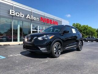 New Nissan for sale 2019 Nissan Kicks SR SUV N19353 in Danville, KY