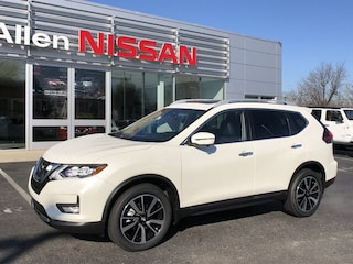 New Nissan for sale 2020 Nissan Rogue SL SUV N20191 in Danville, KY