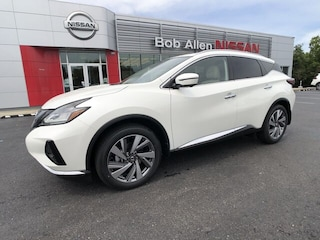 New Nissan for sale 2019 Nissan Murano SL SUV N19373 in Danville, KY