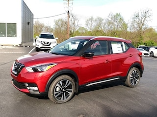 New Nissan for sale 2019 Nissan Kicks SR SUV N19252 in Danville, KY